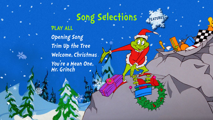 How The Grinch Stole Christmas Dvd Menu Images & Pictures - Becuo